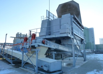 Feed Industry - Poeth Solids Processing - Tegelen