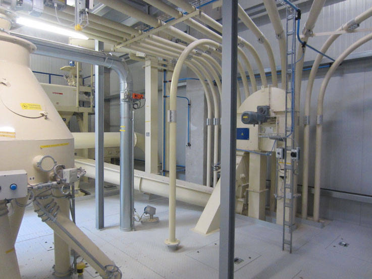 Conveying - Poeth Solids Processing - Tegelen