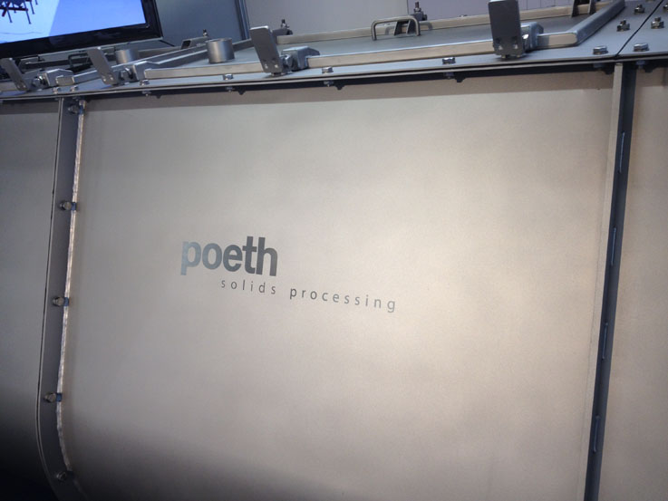 Mixing - Poeth Solids Processing - Tegelen