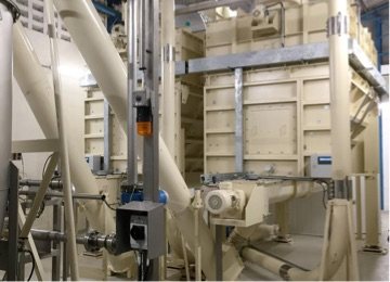 Malt Handling / Breweries Industry - Poeth Solids Processing - Tegelen